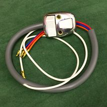 Casa Lambretta Headlight and Horn Switch (white buttons)