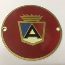 ARDOR crown badge 54mm