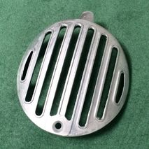 Lambretta horn grill cover Series 2 early round