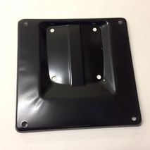 Vespa V50 / V90 number plate holder