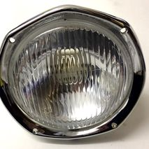 Lambretta SX type head light BOSATTA Italy