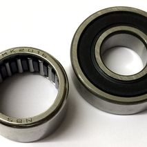 Vespa 20mm front hub bearing set PX / T5 125 / PK
