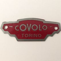 COVOLO seat badge