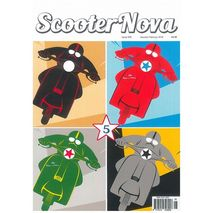 Scooter Nova Magazine number 5