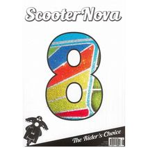 Scooter Nova Magazine number 8