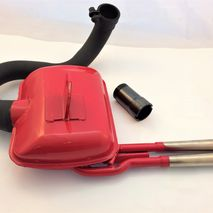 SIP Road Race Sports exhaust GS/SS/Rally/P200